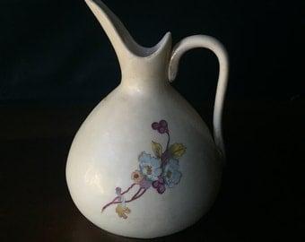 Victorian Carlsbad Porcelain Pitcher