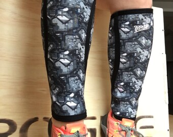 Cyborg Print Calf Sleeve