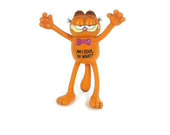 Garfield Cake Topper Etsy