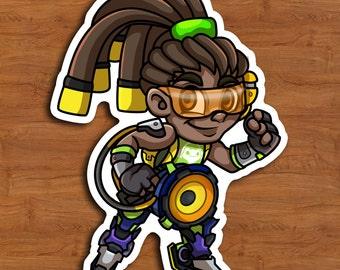 Lucio sticker