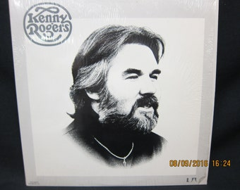 Kenny Rogers Kenny Rogers (self titled) - United Atists Records 1976