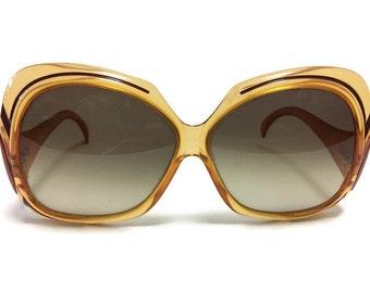 Vintage Christian Dior Optyl Sunglasses