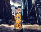 Berlin photography, street photography Berlin, Berlin Wall, fine art photography, Berlin Prints, Berlin photos, Wall Art prints, Peace sign