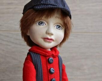 Art doll Boy