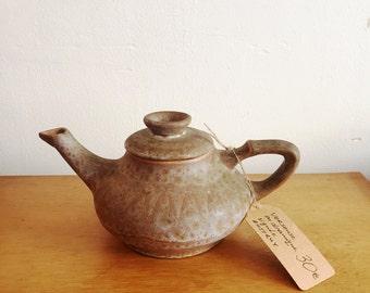 Verseuse ou Théière en Céramique Vintage AUSTRUY