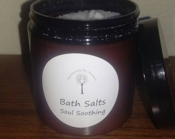 Soothing Dead Sea Salt Bath Salts