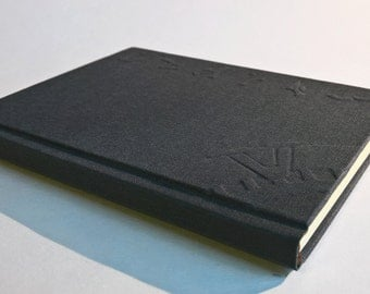 Stargate Notebook Relief Cover