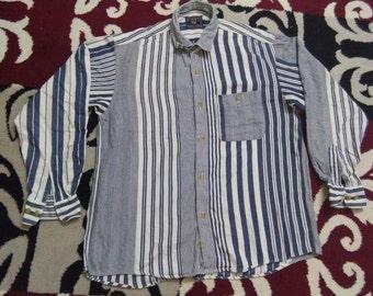 vintage CHAPS RALPH LAUREN shirt long sleeve size L