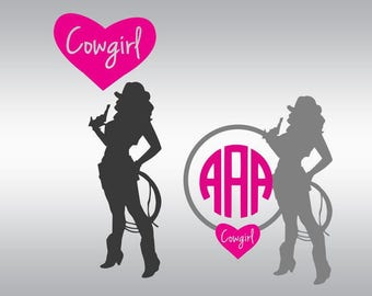 Cowgirl svg, cowgirl clipart, Cowgirl silhouette, Girl svg, Western svg, rodeo svg, Country svg, Cricut, Cameo, Clipart, Svg, DXF, Png, Eps
