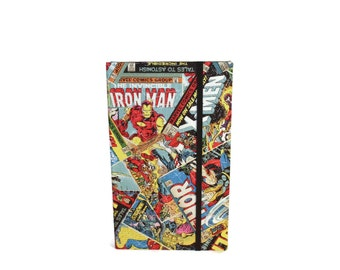 Kindle Fire Case made with Marvel Fabric, Kindle Cover, Samsung Tab Case, Nook Case, iPad mini Cover, Kobo Cover, iPad mini Case