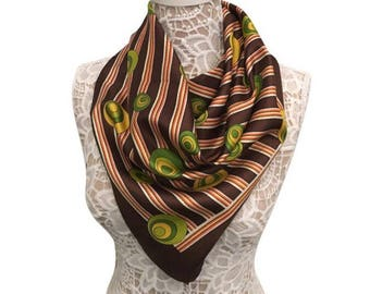 Vintage Ray Strauss scarf with great retro vibe