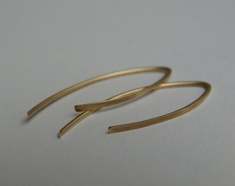 Simple earrings dream model