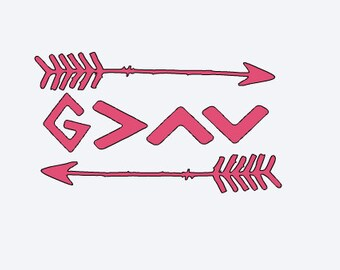 God Is Greater Than Ups and Downs
