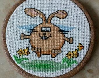 Hoppy Happy Bunny