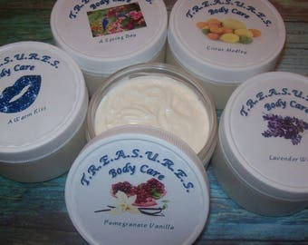 Shea Butter Body Cream, Whipped Shea Butter, Natural Moisturizer, Organic Body Butter, Whipped Body Butter, Shea Butter Lotion