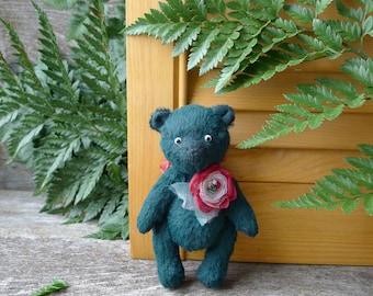 Teddy bear Jardinier