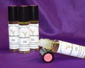 Immune Support Aromatherapy Oil Roll On