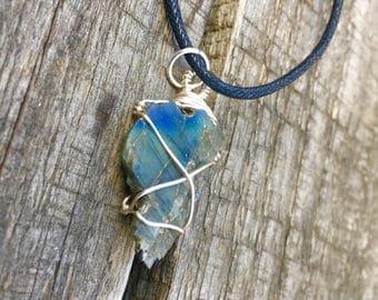 A Stone of Magic // Labradorite
