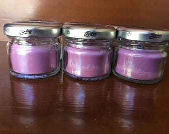 Small Jam Jar Candles