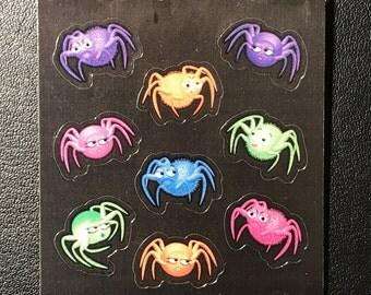 Sandylion Stickers Spider, Spiders, Halloween (1 mod)