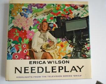 Erica Wilson Needleplay Book