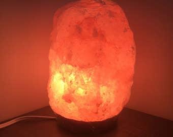 Himalayan salt lamp Etsy