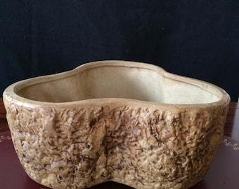 Hillstonia Stoneware Lobed Pot