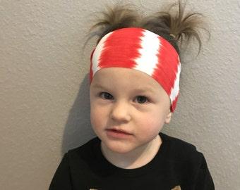 Peppermint-little kids stay put headband
