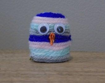 Adorable Yarn Owl