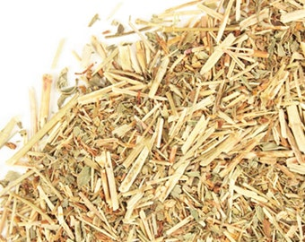 St John's Wort, Dried, Cut and Sifted