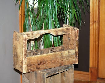 Decorative wooden barn/reclaimed wood box