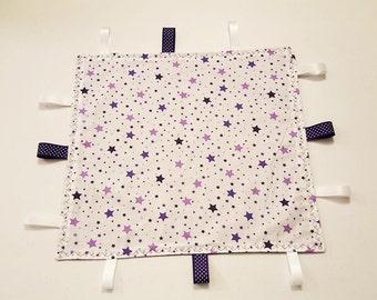 Purple Star Taggie