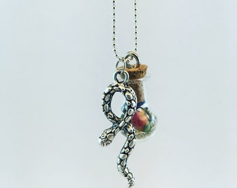 Snake-Charmer Necklace