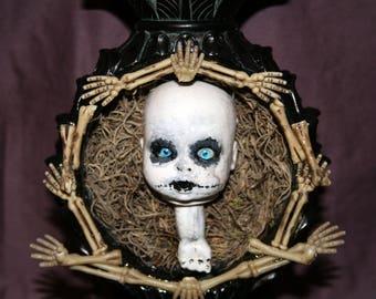 Evil, Horror, Eerie, Macabre, Demon, Halloween, Armadeus