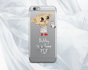 Harry Potter iPhone 6S case Dobby case Samsung S7 Edge case iPhone 6S Plus case Samsung S8 case iPhone case LG G6 cover iPhone 8 Plus case