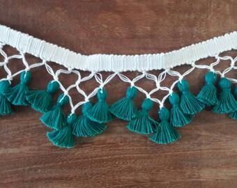 Cotton Net fringe