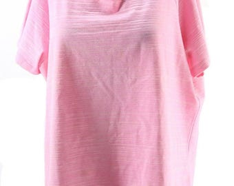 Women's VENEZIA Pink Short Sleeve Top Size 18/20