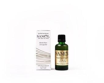 Samol Herbal Hair & Scalp Oil