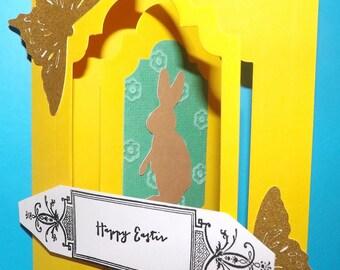 5 pack Easter flips card for kids