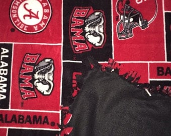 Alabama Fleece blanket