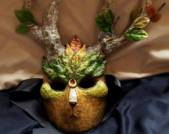 Forest Spirit Mask