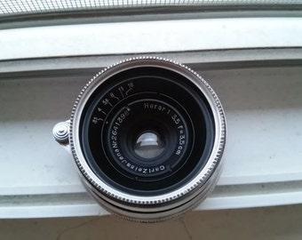 Carl Zeiss Jena Herar 3,5cm 1:3,5 Leica M39 VERY RARE Only 500 made