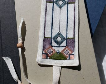 Arts and Crafts Style Book Mark #3