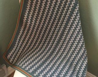 Baby Blanket -granny stitch