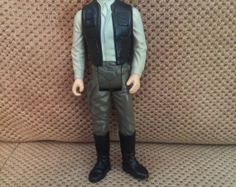 Vintage Star Wars Endor Han Solo