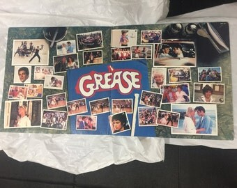 Grease Soundtrack Records