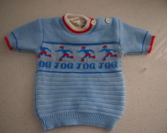 vintage baby shirt 0-6 months