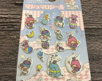 Little Twin Stars Stickers - Sanrio Stickers