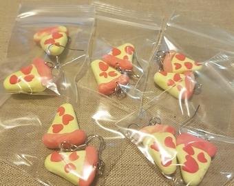 Pizza My Heart Earrings