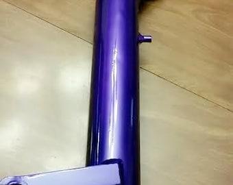 Honda D16 Powdercoating Intake Pipe